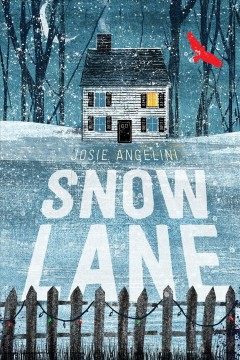 Snow Lane /  Josie Angelini. - Josie Angelini.