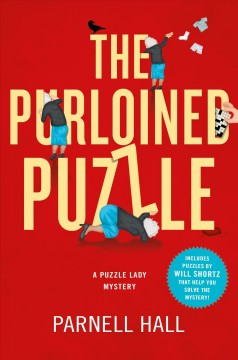 The purloined puzzle : a puzzle lady mystery / Parnell Hall.