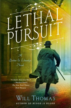 Lethal pursuit /  Will Thomas.