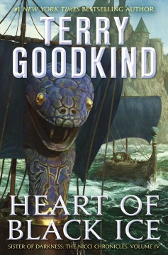 Heart of black ice : Sister of Darkness / Terry Goodkind. - Terry Goodkind.