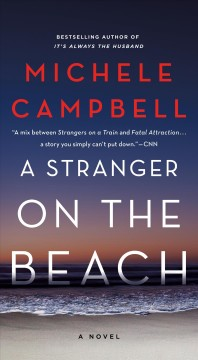 A stranger on the beach /  Michele Campbel. - Michele Campbel.