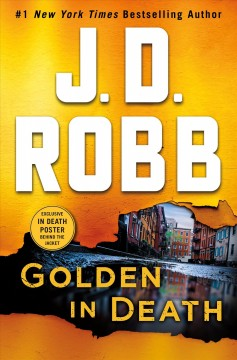 Golden In Death / JD Robb - JD Robb
