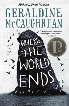 Where the world ends /  Geraldine McCaughrean. - Geraldine McCaughrean.