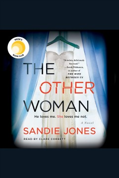 The other woman : a novel / Sandie Jones. - Sandie Jones.