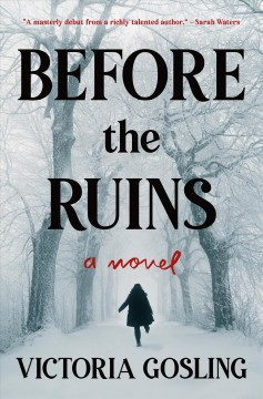 Before the ruins : a novel / Victoria Gosling. - Victoria Gosling.