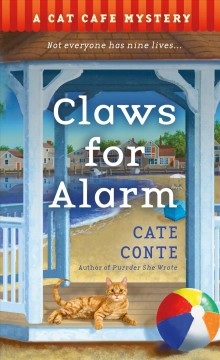 Claws for alarm /  Cate Conte