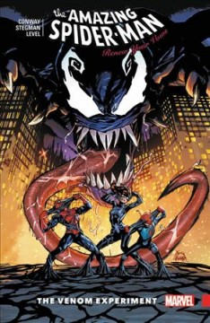 The Amazing Spider-Man : renew your vows Volume 2, The Venom experiment /  Gerry Conway (6-9), Ryan Stegman (8-12) writers ; Ryan Stegman (6-9), Juan Frigeri (#9), Nathan Stockman (#10), Brian Level (#11-12), artists ; Jesus Aburtov, colorist.