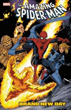 Spider-man Brand New Day 3 : The Complete Collection