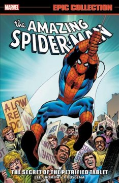 The Amazing Spider-Man.  writer, Stan Lee ; pencilers, layouts, John Romita & John Buscema with Larry Lieber & Marie Severin ; inkers, finishers, Jim Mooney with Mike Esposito, John Romita & Frank Garcia ; letterers, Sam Rosen & Art Simek. - writer, Stan Lee ; pencilers, layouts, John Romita & John Buscema with Larry Lieber & Marie Severin ; inkers, finishers, Jim Mooney with Mike Esposito, John Romita & Frank Garcia ; letterers, Sam Rosen & Art Simek.