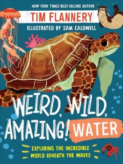 Weird, wild, amazing! water : exploring the incredible world beneath the waves / Tim Flannery ; art by Sam Caldwell. - Tim Flannery ; art by Sam Caldwell.