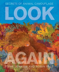 Look again : secrets of animal camouflage / Steve Jenkins and Robin Page. - Steve Jenkins and Robin Page.