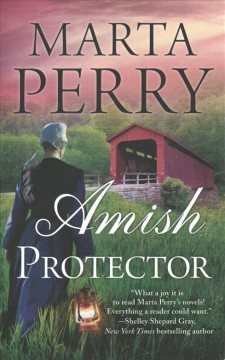 Amish protector /  Marta Perry.