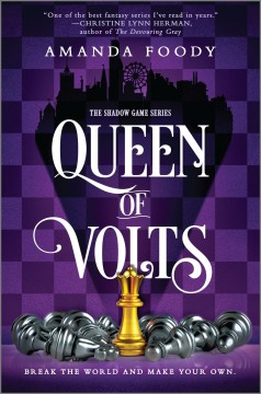 Queen of volts /  Amanda Foody. - Amanda Foody.