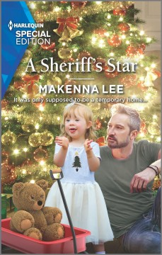 A sheriff's star /  Makenna Lee.
