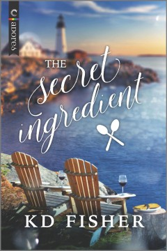 The secret ingredient  /  KD Fisher. - KD Fisher.
