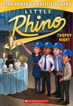 Trophy night /  by Ryan Howard and Krystle Howard. - by Ryan Howard and Krystle Howard.