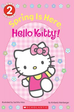 Spring Is Here, Hello Kitty!