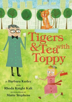 Tigers and Tea With Toppy