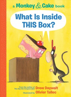 What is inside THIS box? /  by Drew Daywalt ; illustrated by Olivier Tallec. - by Drew Daywalt ; illustrated by Olivier Tallec.
