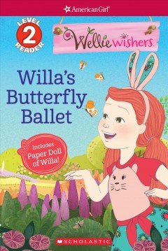 Willa's Butterfly Ballet