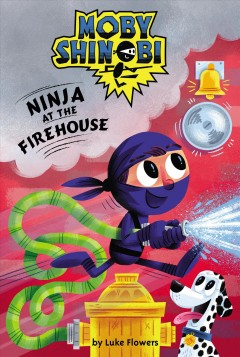 Ninja at the firehouse /  by Luke Flowers. - by Luke Flowers.
