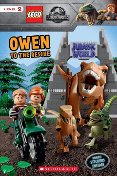 Owen to the rescue /  adapted by Meredith Rusu ; from the screenplay by Jeremy Adams ; story by David Shayne.
