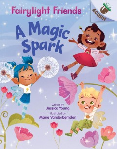 A magic spark /  written by Jessica Young ; illustrated by Marie Vanderbemden.