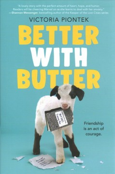 Better with Butter /  Victoria Piontek. - Victoria Piontek.
