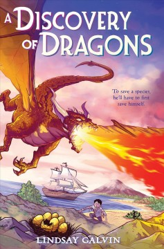 A discovery of dragons /  Lindsay Galvin. - Lindsay Galvin.