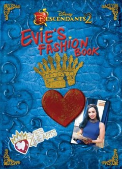 Evie's fashion book /  based on the film by Josann McGibbon & Sara Parriott ; adapted by Tina McLeef.