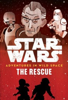 The rescue /  Tom Huddleston ; interior art by David Buisan. - Tom Huddleston ; interior art by David Buisan.