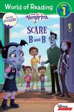 Scare B and B /  adapted by Chelsea Beyl ; based on the episode written by Jeff King ; illustrated by the Imaginism Studio and the Disney Storybook Art Team.