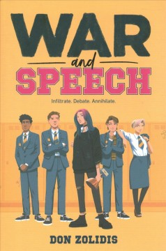 War and speech /  Don Zolidis. - Don Zolidis.