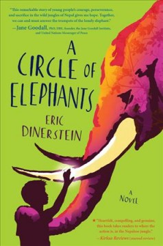 A circle of elephants /  by Eric Dinerstein. - by Eric Dinerstein.