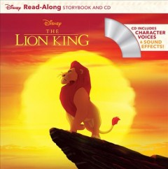 The Lion King read-along storybook and CD /  illustrated by the Disney Storybook Art Team. - illustrated by the Disney Storybook Art Team.