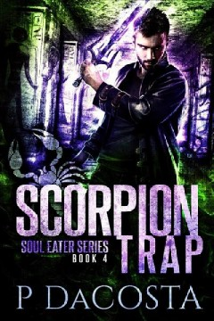 Scorpion trap /  Pippa DaCosta.