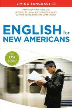 English for new Americans : Level easy / [book written by Carol Piñeiro ; edited by Ana Stojanović].