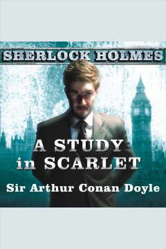 A study in scarlet ; and, the adventure of the speckled band / Sir Arthur Conan Doyle. - Sir Arthur Conan Doyle.