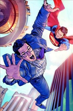 Superman Action Comics Volume 2, Welcome to the planet /  Dan Jurgens, writer ; Patrick Zircher, Stephen Segovia, Tom Grummett, Art Thibert, Danny Miki, Mark Morales, Scott Hanna, artists ; Arif Prianto, Ulises Arreola, Gabe Eltaeb, colorists ; Rob Leigh, Carlos M. Mangual, Dave Sharpe, letterers ; Clay Mann and Tomeu Morey with Dan Jurgens, collection cover artists ; Clay Mann and Tomeu Morey with Dan Jurgens, Paul Pelletier, Tony Kordos and Adriano Lucas, original series covers. - Dan Jurgens, writer ; Patrick Zircher, Stephen Segovia, Tom Grummett, Art Thibert, Danny Miki, Mark Morales, Scott Hanna, artists ; Arif Prianto, Ulises Arreola, Gabe Eltaeb, colorists ; Rob Leigh, Carlos M. Mangual, Dave Sharpe, letterers ; Clay Mann and Tomeu Morey with Dan Jurgens, collection cover artists ; Clay Mann and Tomeu Morey with Dan Jurgens, Paul Pelletier, Tony Kordos and Adriano Lucas, original series covers.