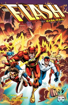 The Flash Volume 4 /  by Mark Waid ; Michael Jan Friedman, Tom Peyer, writers ; Salvador Larroca [and 7 others], pencillers ; José Marzán, Jr. [and 5 others], inkers ; Tom McCraw, Gina Going, colorists ; Gaspar Saladino [and 3 others], letterers. - by Mark Waid ; Michael Jan Friedman, Tom Peyer, writers ; Salvador Larroca [and 7 others], pencillers ; José Marzán, Jr. [and 5 others], inkers ; Tom McCraw, Gina Going, colorists ; Gaspar Saladino [and 3 others], letterers.