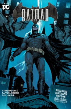 Batman, sins of the father /  Christos Gage, writer ; Raffaele Ienco, artist ; Guy Major, colorist ; Josh Reed, letterer ; Raffaele Ienco and Guy Major, collection cover artists. - Christos Gage, writer ; Raffaele Ienco, artist ; Guy Major, colorist ; Josh Reed, letterer ; Raffaele Ienco and Guy Major, collection cover artists.