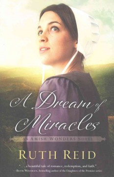 A dream of miracles : an Amish wonders novel / Ruth Reid.