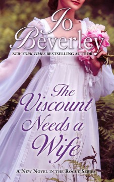The Viscount needs a wife /  by Jo Beverly. - by Jo Beverly.