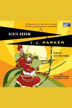 Black arrow /  I.J. Parker. - I.J. Parker.