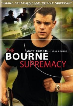 The Bourne supremacy /  a Universal Pictures presentation in association with MP Theta Productions, a Kennedy/Marshall production in association with Ludlum Entertainment ; produced by Frank Marshall, Patrick Crowley, Paul L. Sandberg ; screenplay by Tony Gilroy ; directed by Paul Greengrass.