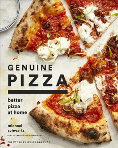 Genuine pizza : better pizza at home / by Michael Schwartz, James Beard award-winning chef ; with Olga Massov ; photographs by Sidney Bensimon ; [foreword by Wolfgang Puck]