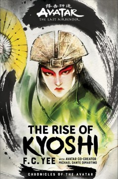 The rise of Kyoshi /  F.C. Yee with Avatar co-creator Michael Dante DiMartino. - F.C. Yee with Avatar co-creator Michael Dante DiMartino.