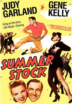 Summer stock /  Metro-Goldwyn-Mayer present ; produced by Loew's Incorporated ; screen play by George Wells and Sy Gomberg ; story by Sy Gomberg ; produced by Joe Pasternak ; directed by Charles Walters.