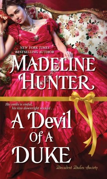 A devil of a duke /  Madeline Hunter.