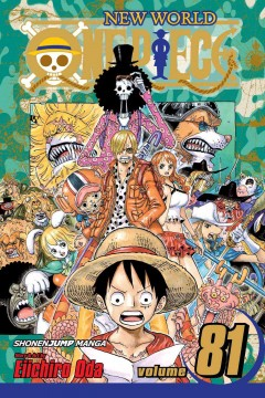 One piece Volume 81, Let's go see the cat viper /  story and art by Eiichiro Oda ; translation/Stephen Paul. - story and art by Eiichiro Oda ; translation/Stephen Paul.